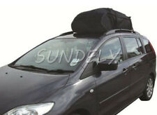 458 Litre Water Resistant Car & Van Roof Travel Cargo Bag Box Storage Carrier-uk