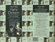 LIVRE - JEAN RAY : HARRY DICKSON - LE LIT DU DIABLE