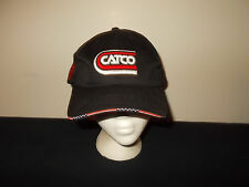 2004 CATCO Catalytic Converters Distributor USA FLAG strapback hat sku30