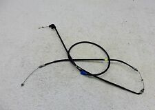 1996 BMW R1100RT R 1100 RT RTL S701. throttle cable