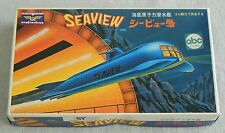 Ultra-RARE! Midori Voyage To The Bottom Of The Sea- Submarine SEAVIEW Model Kit