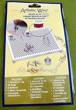 Beadalon Artistic Wire Thing-A-Ma-Jig Deluxe Kit -Jewellery Jewelry Wire Tool