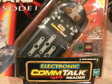 STAR WARS EPISODE 1 - ELECTRONIC COMMTALK READER - COLLECTABLE TOY - HASBRO