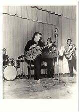 Eddie Cochran - Rock 'n Roll great - Classic photo post card - Summertime Blues