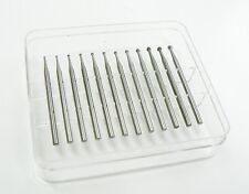 SETTING BURS JEWELERS BURS DIAMOND STONE SETTING BUR SET 009-023 JEWELRY FIG413
