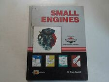 1998 Briggs & Stratton Small Engines Manual HARDCOVER STAINED FACTORY OEM DEAL