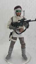 Star Wars HOTH REBEL TROOPER Brearded figure from Defense of Hoth target set TVC