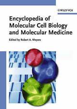 ENCICLOPEDIA dello molecolare, biologia cellulare e medicina molecolare, 16 SET DI VOLUMI (E