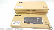 5-LOT New Dell Slim Frnch or English U.S.(with Stickers) Keyboards SK-8165