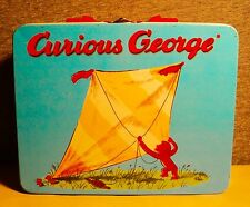 Curious George Metal Lunchbox by Schylling