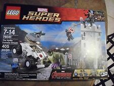 Lego Marvel Super Heroes set 76041 The Hydra Fortress Smash MIB unopend retired