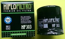 Honda NTV650 Revere (1988 to 1997) HifloFiltro Oil Filter (HF303)