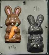 """6"""" Bunny Assembly Chocolate Candy Mold Easter  1831 NEW"""