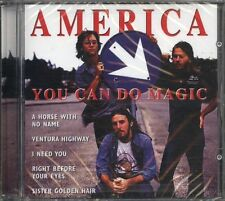 AMERICA you can do magic (CD)