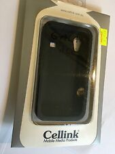 Samsung Galaxy Ace S5830 Silicon Case in Black SCC6428BK. Brand New in packaging