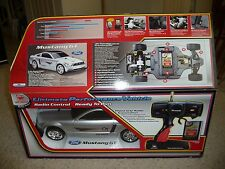 """New Bright UPV 19.2 V Ford Mustang GT Concept 61033 Silver 18.5"""" with Remote"""