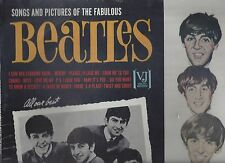 SONGS AND PICTURES OF THE FABULOUS BEATLES  Introducing The Beatles NEW VINYL LP