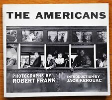 ROBERT FRANK - THE AMERICANS - 1969 SECOND AMERICAN EDITION SOFCOVER - NICE COPY