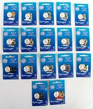 SYDNEY 2000 OLYMPIC GAMES DAYS OF THE GAMES PINS PIN COMPLETE SET OF 17