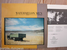 WATERMELON MEN - Past, Present and Future   LP Vinyl   What Goes On UK
