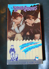 The Little Rascals  VHS tape Follies of 1936 and Awful Tooth