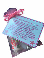 SISTER SURVIVAL KIT NOVELTY FUN STOCKING FILLER BIRTHDAY GIFT