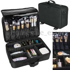 13'' Professional Large Capacity Storage Toiletries Makeup Bag Cosmetic Case