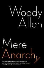 Mere Anarchy by Woody Allen (2008, Paperback)