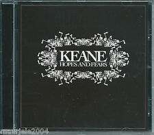 Keane. Hopes and Fears (2004) CD NUOVO SI Somewhere Only We Know. Bend and Break