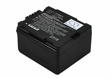 Li-ion Battery for Panasonic GS98GK SDR-H60 HDC-HS100 HDC-SD1 HDC-SX5 SDR-H40