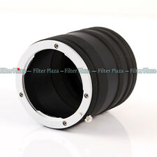 Macro Extension Tube Ring For Sony E Camera Lens NEX-7 6 5 5N A6000 A5100 A7 A7R