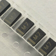 50 pcs SMD Diode 1N4007 1A 1000V IN4007 Diodes M7
