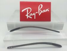 Authentic Rayban 8301 Brown Carbon Fiber Replacement Temples Length NEW! Genuine