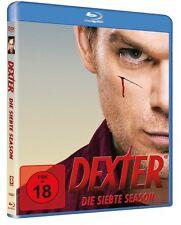 4 Blu-rays * DEXTER  -  STAFFEL / SEASON 7  #   NEU OVP =