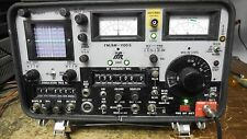IFR FM/AM-1100S  1100S Service Monitor W/MM-100E *Works* *Calibrated* No Battery