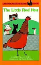 The Little Red Hen: Level 2 Easy-to-Read, Puffin)