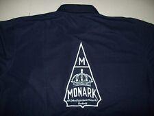 NEU MONARK sim Poloshirt dunkelblau polo shirt blouse camisa chemise camicia