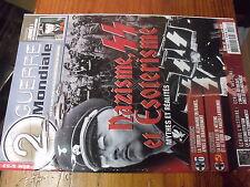 µ? Revue  2e Guerre Mondiale n°53 Nazisme & Esoterisme Repression apres 6/6/1944