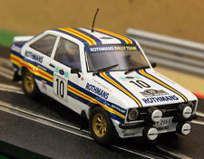 Scalextric Ford Escort MK2 Acropolis Rally 1980 Rothmans Slot Car 1/32 C3749