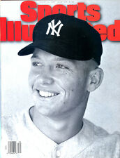 BEAUTIFUL! 8/21/95 SPORTS ILLUSTRATED MAGAZINE-MICKEY MANTLE DIED