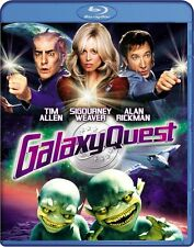 GALAXY QUEST (Sigourney Weaver, Alan Rickman)   -  Blu Ray - Sealed Region free