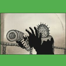 Thee Oh Sees Mutilator Defeated At Last Cassette Tape drop damaged bug rock NEW+