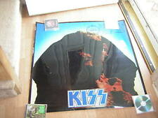KISS PROMO POSTER HOT IN THE SHADE TRANSPARENT BULB DISPLAY 1989 ERIC CARR