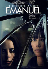 The Truth About Emanuel (DVD, 2014) Jessica Biel Alfred Molina