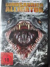 Dinosaurier Alligator - T Rex der Meere - Urzeit Monster im Sumpf - Bootstour