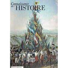 Retraites de Russie d'Allemagne Cent-Jours CONNAISSANCE DE L'HISTOIRE 1968 N°42