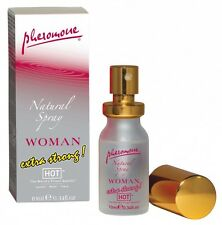 Pheromone Hot WOMAN Spray EXTRA STRONG spanish fly Aphrodisiakum Sexlockstoff