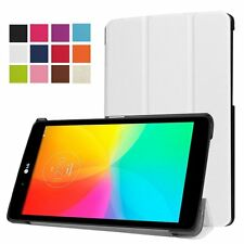 For Samsung Galaxy Tab A 10.1 inch T580N/585N Slim Magnetic Leather Case Cover