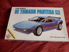 1/24 Imai De Tomaso Pantera GTS Special Motorized Parts # SC 2420 Race Car OB