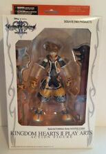 Square Play Arts Kingdom Hearts 2 Master Form Special Edition Sora Action Figure